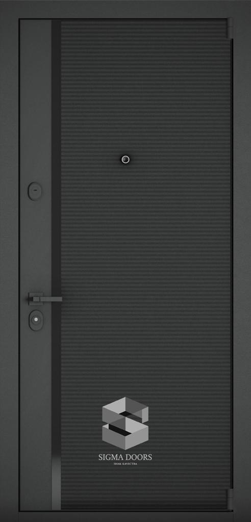 Купить дверь Sigma (Сигма) Black Edition (Блэк) в СПб