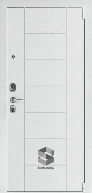 Купить дверь Sigma White (Сигма Вайт) в СПб
