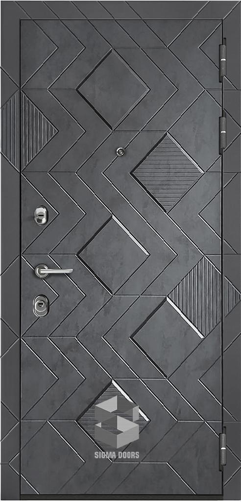 Входная дверь Sigma Smart Plus (Сигма Смарт Плюс)
